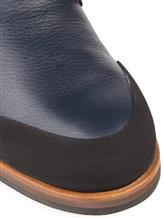 Ботинки Zonkey Boot ZB036 100% кожа Темно-синий Италия изображение 5