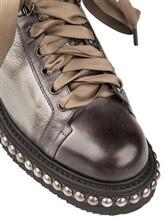 Ботинки Santoni WTWE56798 100% кожа Серо-коричневый Италия изображение 5