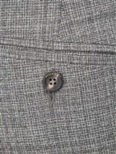 Брюки Peserico P04616 98% шерсть, 2% эластан Темно-серый Италия изображение 4