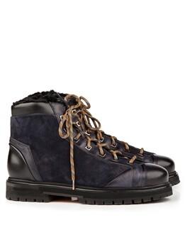 Ботинки Santoni MBSN20632