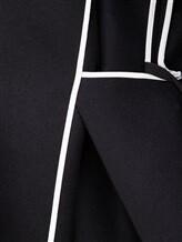 Жакет Albino Teodoro   GI441 100% шерсть Черный Италия изображение 6