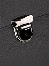Портфель ZANELLATO 36093 100% кожа Черный Италия изображение 3