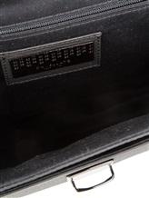 Портфель ZANELLATO 36093 100% кожа Черный Италия изображение 5