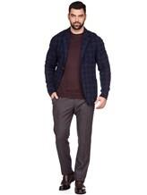 Пиджак Missoni 537431 93% шерсть, 4% полиамид, 3% полиэстер Темно-синий Италия изображение 1
