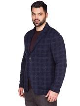 Пиджак Missoni 537431 93% шерсть, 4% полиамид, 3% полиэстер Темно-синий Италия изображение 3