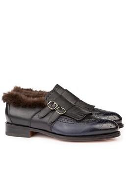 Ботинки Santoni WUCD56896