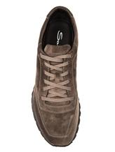 Кроссовки Santoni MBVR20507 100% кожа Серый Италия изображение 4