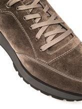 Кроссовки Santoni MBVR20507 100% кожа Серый Италия изображение 5
