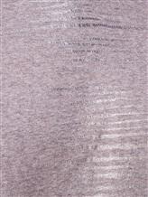 Джемпер EREDA E251514 96% шерсть, 4% полиамид Серо-бежевый Италия изображение 5