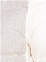 Куртка Peserico S24085C02 69% полиэстер, 29% вискоза, 2% эластан Серо-бежевый Италия изображение 4