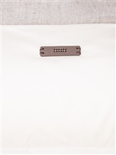 Куртка Peserico S24085C02 69% полиэстер, 29% вискоза, 2% эластан Серо-бежевый Италия изображение 5