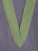 Платье EREDA E252454 70% шерсть, 30% кашемир Серо-зеленый Италия изображение 4