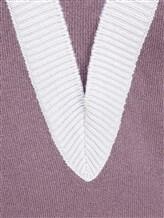 Платье EREDA E252454 70% шерсть, 30% кашемир Лиловый Италия изображение 4
