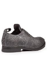 Ботинки Mauron V043 100% кожа Серый Италия изображение 3