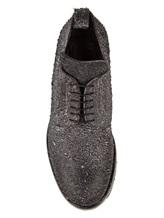 Ботинки Mauron V043 100% кожа Серый Италия изображение 4
