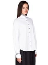 Рубашка Balossa white shirt BA0112 100%хлопок Белый Болгария изображение 3