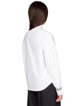 Рубашка Balossa white shirt BA0112 100%хлопок Белый Болгария изображение 4
