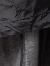 Платье Peserico S82005F07 70% шерсть, 20% шёлк, 10% кашемир Черный Италия изображение 5