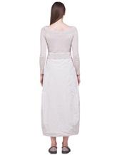 Платье Peserico S82005F07 70% шерсть, 20% шёлк, 10% кашемир Серо-бежевый Италия изображение 3
