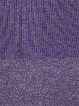 Кардиган FIORONI M15003E1 100% кашемир Серо-фиолетовый Италия изображение 4