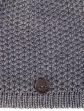 Шапка Inverni Firenze 1892 3948 100% кашемир Серый Италия изображение 1