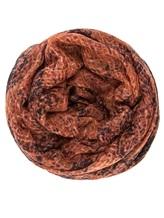 Платок AVANT TOI 217A6033 100% кашемир Коричневый Италия изображение 0