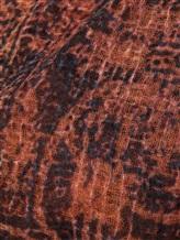 Платок AVANT TOI 217A6033 100% кашемир Коричневый Италия изображение 1