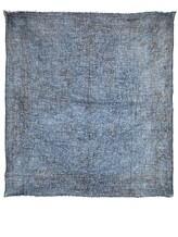 Платок AVANT TOI 217A6033 100% кашемир Темно-синий Италия изображение 2