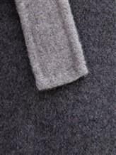 Пальто EREDA 263TE017 90% шерсть, 10% кашемир Серый Италия изображение 5