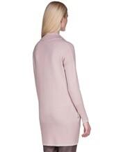 Кардиган EREDA CS78013 70% шерсть, 30% кашемир Грязно-розовый Италия изображение 4