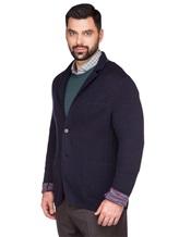 Пиджак Missoni 537390 95% шерсть, 5% полиамид Синий Италия изображение 3