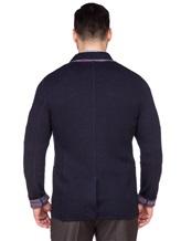 Пиджак Missoni 537390 95% шерсть, 5% полиамид Синий Италия изображение 4