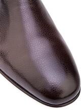 Мокасины Santoni MCNC13909 100% кожа Коричневый Италия изображение 11