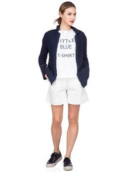 Шорты Les Copains Blue 0J3075