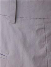 Брюки Cividini 008CC778 95% хлопок, 5% эластан Серый Италия изображение 4