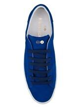 Кеды HIDE&JACK GKOLELBWHT 100% кожа Синий Италия изображение 4