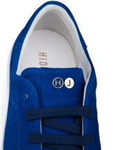 Кеды HIDE&JACK GKOLELBWHT 100% кожа Синий Италия изображение 5