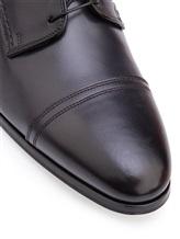 Ботинки Santoni MCWG15968 100% кожа Антрацит Италия изображение 5