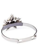 Браслет Les Copains 0LA400 40% металл, 40% стекло, 20% полиэстер Серебряный Италия изображение 3