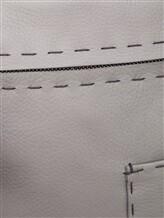Сумка Henry Beguelin BU3413 100% кожа Светло-серый Италия изображение 5