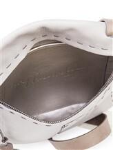 Сумка Henry Beguelin BU3413 100% кожа Светло-серый Италия изображение 6