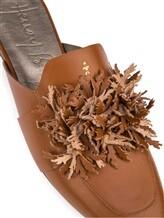 Туфли Henry Beguelin SD3426 100% кожа Рыжий Италия изображение 5