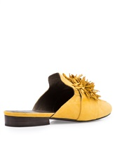 Туфли Henry Beguelin SD3426 100% кожа Желтый Италия изображение 3