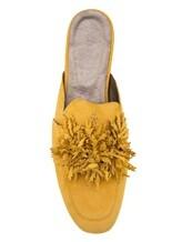 Туфли Henry Beguelin SD3426 100% кожа Желтый Италия изображение 4