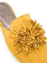 Туфли Henry Beguelin SD3426 100% кожа Желтый Италия изображение 5