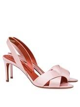 Босоножки Santoni WHGS57083 100% кожа Розовый Италия изображение 0