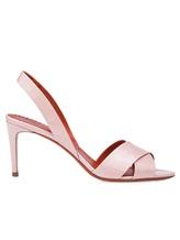 Босоножки Santoni WHGS57083 100% кожа Розовый Италия изображение 1