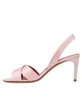 Босоножки Santoni WHGS57083 100% кожа Розовый Италия изображение 2