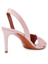 Босоножки Santoni WHGS57083 100% кожа Розовый Италия изображение 3