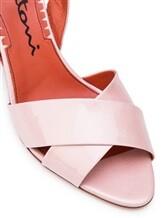Босоножки Santoni WHGS57083 100% кожа Розовый Италия изображение 5